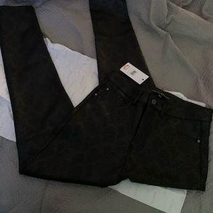 Guess Pants - Guess faux leather pants
